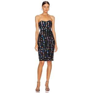 Retrofete Rachel strapless Dress